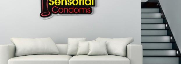 sensorial condoms home